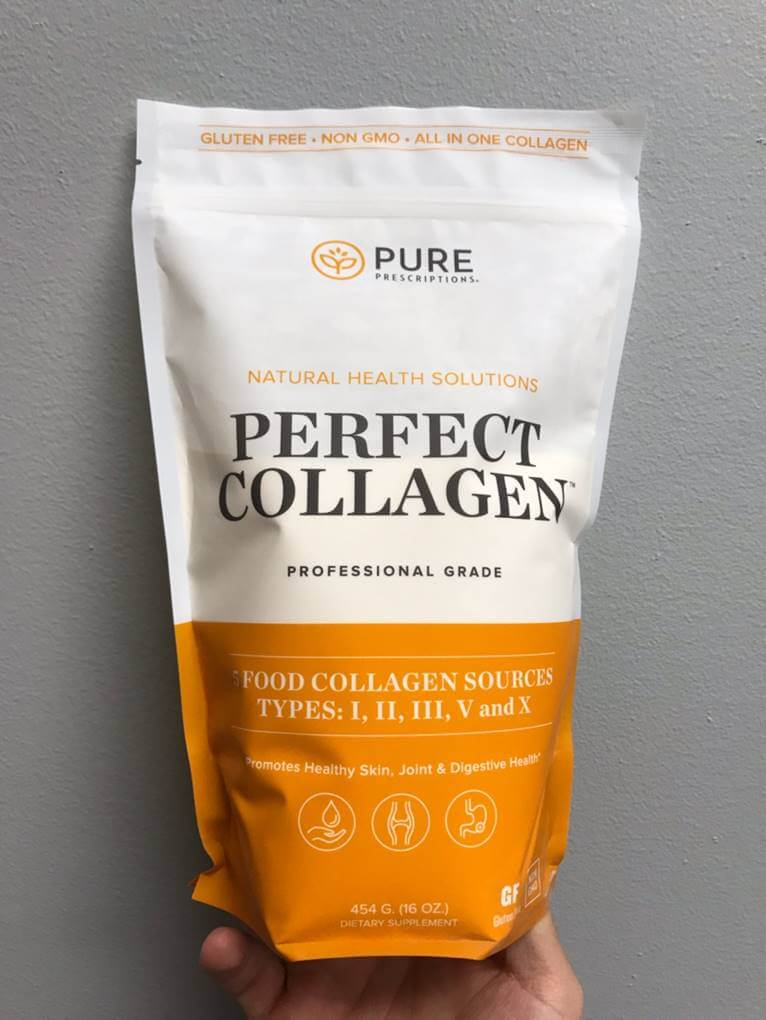 Collagen Pouch