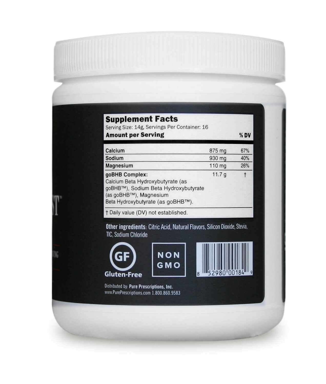Keto Assist The Perferct Product Featuring Bhb Calcium Softgel Green World