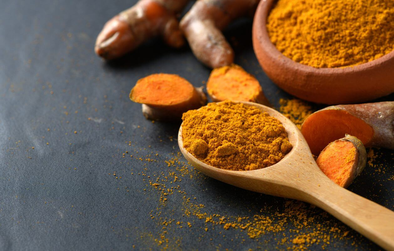 Only Take Curcumin In This Form! Here's Why