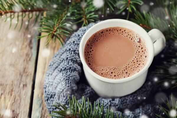 Vegan Hot Chocolate Recipe