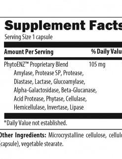 Plant Enzyme Digestive Formula