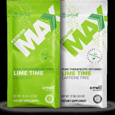 Keto OS Max Limeade