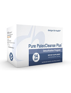 Pure PaleoCleanse Plus™ Detox Program by Designs for Health