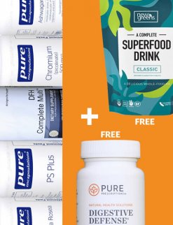 The Adrenal ReCode Tier 2 Supplement Package
