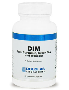 DIM Enhanced with Curcumin, Green Tea and Wasabia
