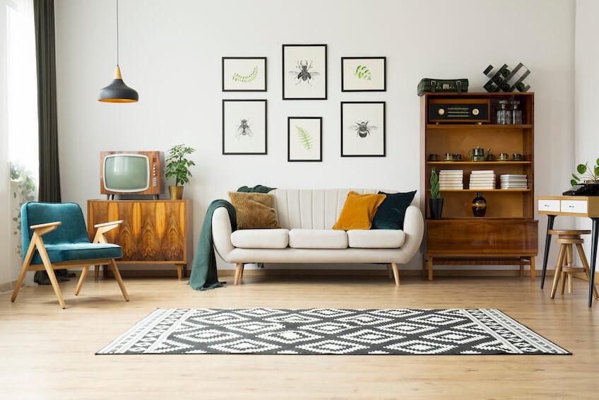 creating Minimalist living space