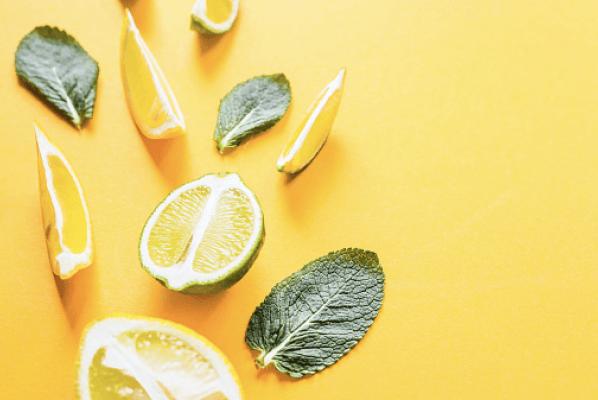 NewGreens Mint and Lemon Flavor