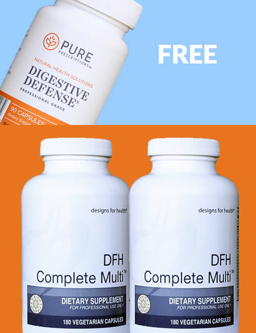 Multivitamin + Probiotic Package