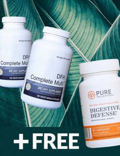 Multivitamin + Probiotic Package