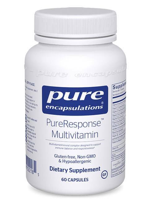 Pure Response Mulitivitamin from Pure Encapsulations
