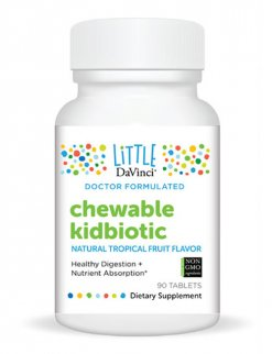 CHEWABLE KIDBIOTIC