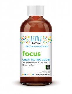 davinci focus liquid