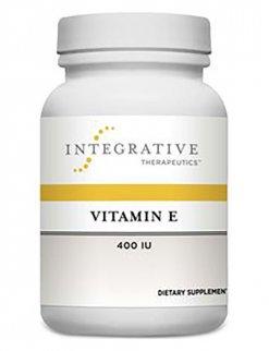 vitamin e integrative therapeutics